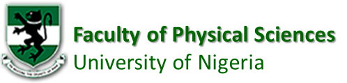 Faculty of  Physical Sciences, University Of Nigeria Nsukka